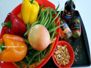 thai-curry-glazed-green-beans-ingredients-with-crushed-roasted-peanuts