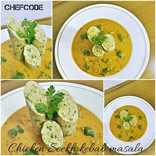 chicken-seekh-kebab-masala-collage
