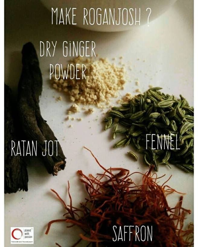 Ingredients for Roganjosh1