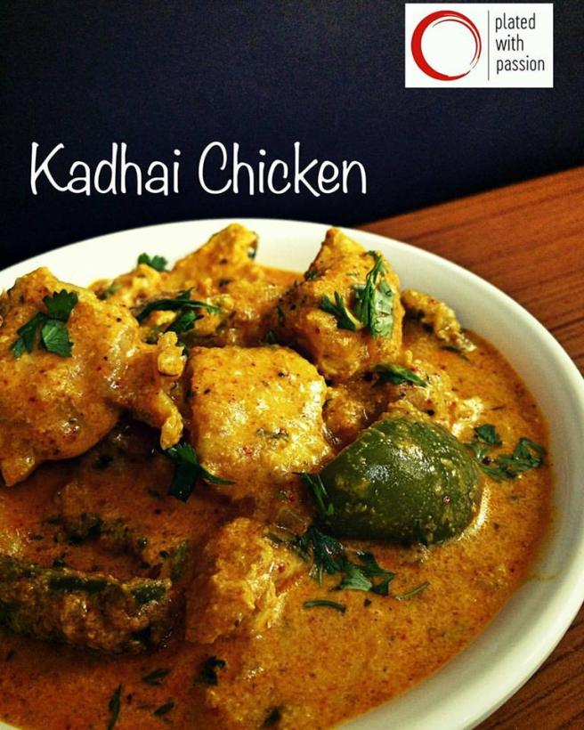 Kadhai Chicken1